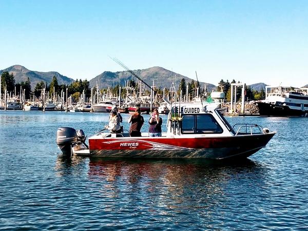 Alaska self guided Fishing
